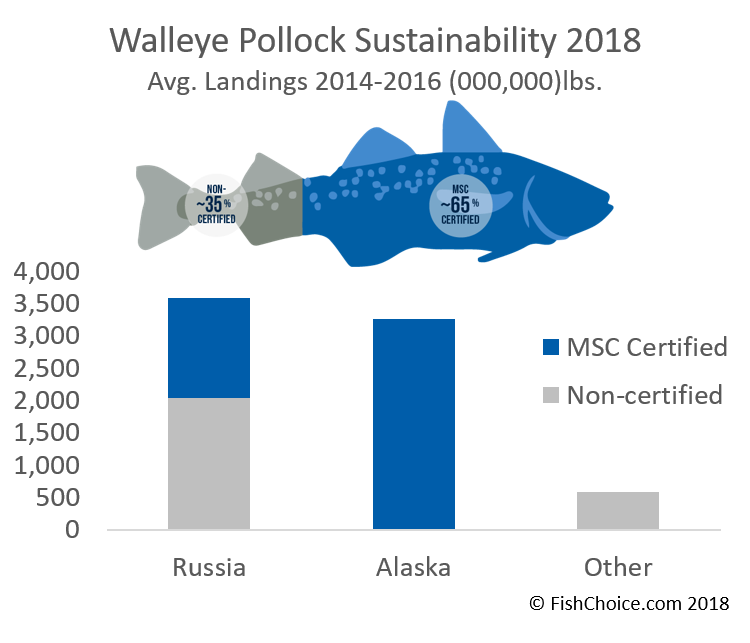 Walleye Pollock Sustainability