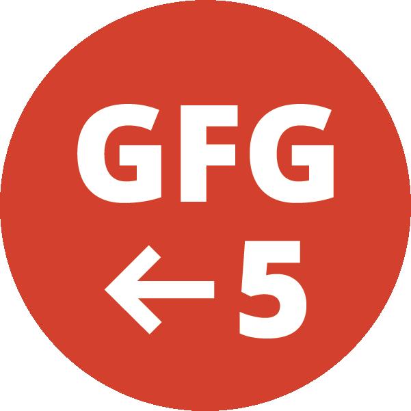 GFG - 5 Improver